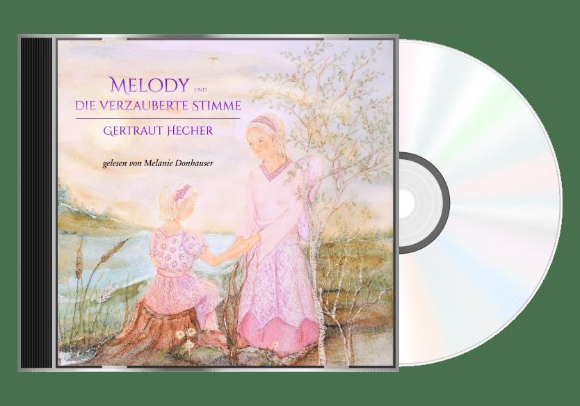 Melody und die verzauberte Stimme